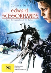 Edward Scissorhands | DVD