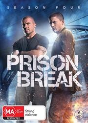 Prison Break - Season 4 | DVD