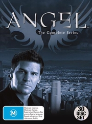 Angel - Season 1-5 | Boxset