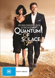 Quantum of Solace (007)