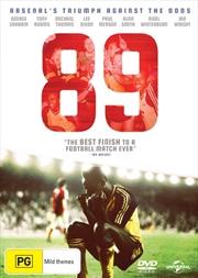 '89' | DVD