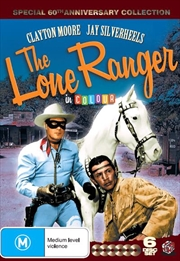Lone Ranger 60th Anniversary Collection