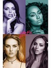 Little Mix Quad Poster