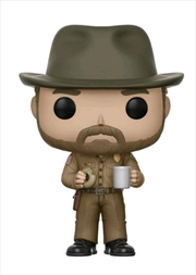 Stranger Things - Hopper  Pop! Vinyl | Pop Vinyl