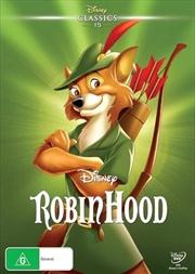 Robin Hood | Disney Classics
