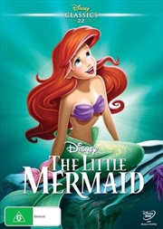 Little Mermaid | DVD