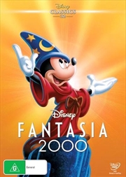 Fantasia 2000 | DVD