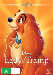 Lady And The Tramp | DVD