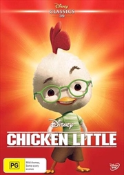 Chicken Little | DVD