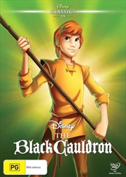 Black Cauldron | DVD