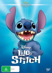 Lilo and Stitch | DVD