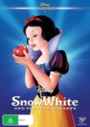 Snow White And The Seven Dwarfs | DVD