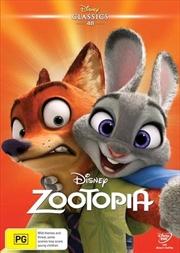 Zootopia | DVD