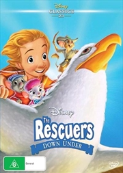 Rescuers Down Under, The | DVD