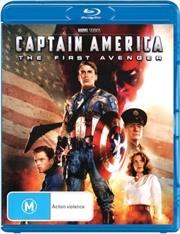 Captain America | Blu-ray