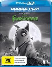Frankenweenie | Blu-ray 3D