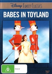 Babes In Toyland | DVD