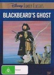 Blackbeards Ghost   DVD