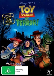 Toy Story of Terror | DVD