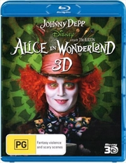 Alice In Wonderland | Blu-ray 3D