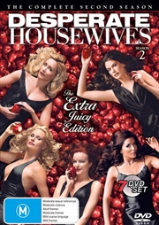 Desperate Housewives - Season 2 - Extra Juicy Edition | DVD