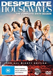 Desperate Housewives - Season 6 | DVD