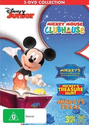 Mickey Mouse Clubhouse: Surprise Collection Triple Pack | DVD