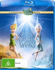 TinkerBell And The Secret Of The Wings | Blu-ray
