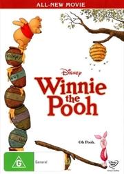 Winnie The Pooh Movie | DVD