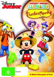 Mickey Mouse Clubhouse - Numbers Roundup | DVD