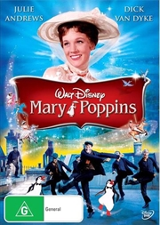 Mary Poppins | DVD