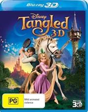 Tangled | Blu-ray 3D
