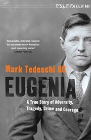 Eugenia: True Story Of Adversity, Tragedy, Crime and Courage | Paperback Book