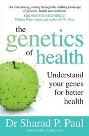 The Genetics of Health: Understand Your Genes for Better Health | Paperback Book