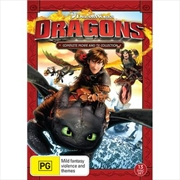 How To Train Your Dragon - Complete Movie & TV Collection