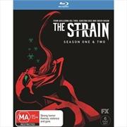 Strain Season 1-2, The | Blu-ray