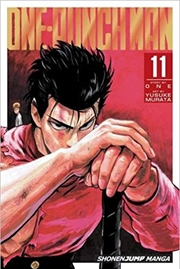 One Punch Man: Volume 11 | Paperback Book