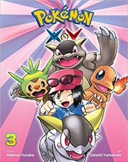 Pokemon XY: Vol 3 | Paperback Book