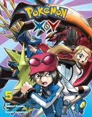 Pokemon XY: Vol 5 | Paperback Book