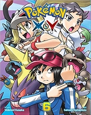 Pokemon XY: Vol 6 | Paperback Book