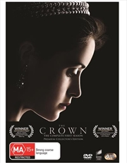 Crown - Season 1 | Special Packaging, The