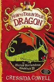 How to Train Your Dragon | Books