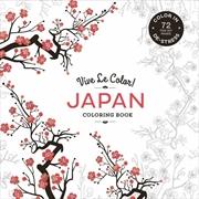 Japan Coloring Book