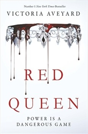 Red Queen | Books