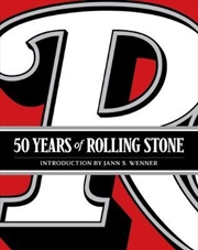 50 Years Of Rolling Stone | Hardback Book