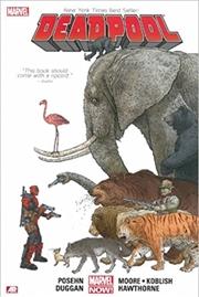 Deadpool Volume 1 | Hardback Book