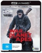 War For The Planet Of The Apes | UHD