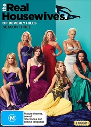 Real Housewives Of Beverly Hills - Season 3, The   DVD