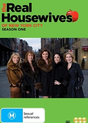 Real Housewives Of New York City - Season 1, The | DVD
