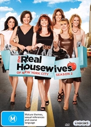 Real Housewives Of New York City - Season 2, The | DVD